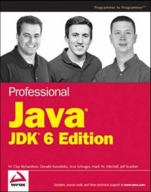 Free Download PDF Books, Professional Java JDK 6 Edition – PDF Books