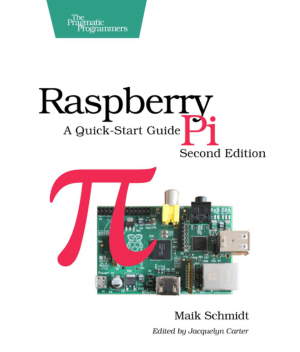 Raspberry Pi, 2nd Edition – PDF Books