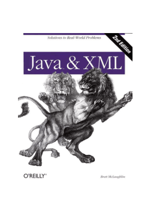 Java And XML 2nd Edition –, Java Programming Book