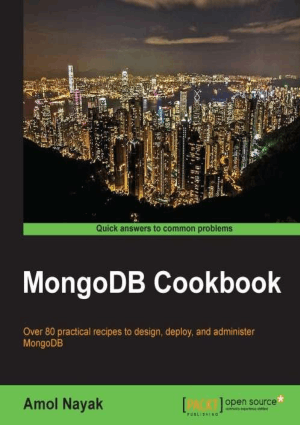 MongoDB Cookbook – PDF Books