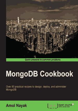 Free Download PDF Books, MongoDB Cookbook – PDF Books