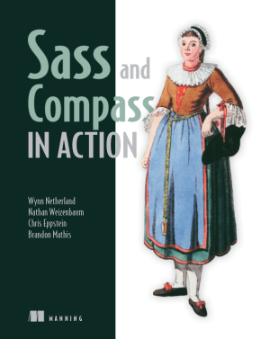 Free Download PDF Books, Sass and Compass in Action – PDF Books