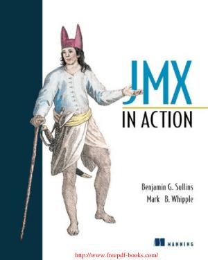 Free Download PDF Books, JMX in Action – PDF Books