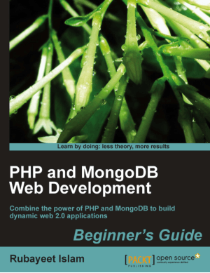 PHP and MongoDB Web Development – PDF Books
