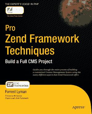 Free Download PDF Books, Pro Zend Framework Techniques – PDF Books