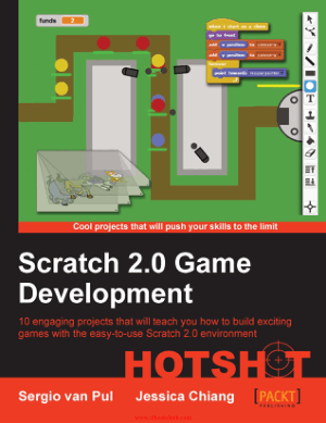Scratch 2.0 Game Development – PDF Books