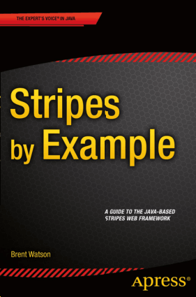 Stripes by Example – Java Guide – PDF Books