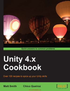 Unity 4.x Cookbook – PDF Books