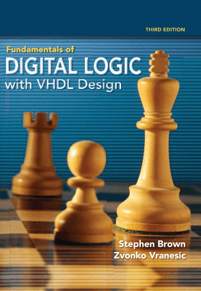 Free Download PDF Books, Fundamentals of Digital Logic with VHDL Design, 3rd edition – PDF Books