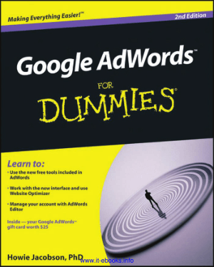 Free Download PDF Books, Google AdWords For Dummies 2nd Edition – PDF Books