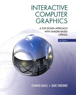 Interactive Computer Graphics, 6th Edition – PDF Books