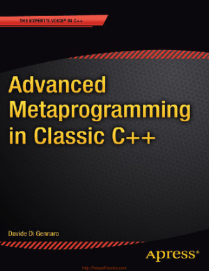 Advanced Meta Programming In Classic C++