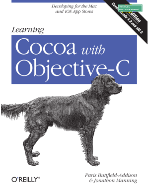 Learning Cocoa with Objective C 2nd Edition Book – PDF Books