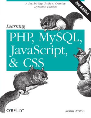 Free Download PDF Books, Learning PHP MySQL JavaScript and CSS – PDF Books