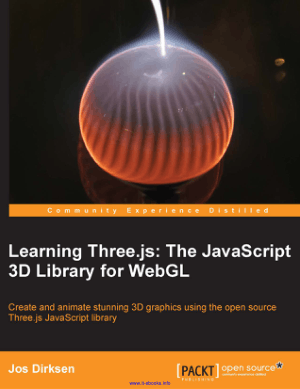Learning Three.js The JavaScript 3D Library for WebGL – PDF Books