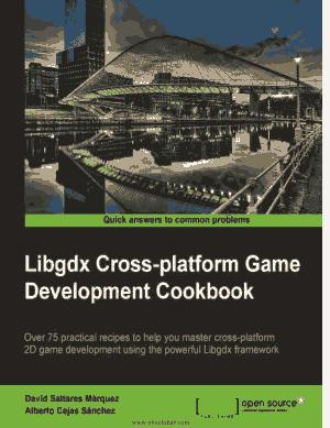 Libgdx Cross-platform Game Development Cookbook – PDF Books
