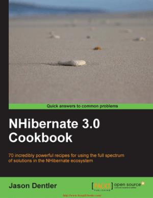 Free Download PDF Books, NHibernate 3.0 Cookbook – PDF Books