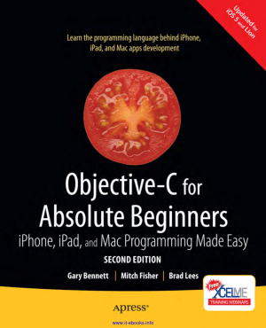 Free Download PDF Books, Objective C for Absolute Beginners 2nd Edition Book – PDF Books