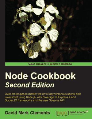 Free Download PDF Books, Node Cookbook 2nd Edition