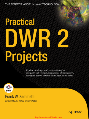 Practical DWR 2 Projects – PDF Books