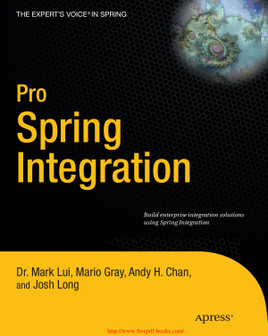 Pro Spring Integration – PDF Books