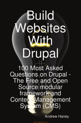 Build Websites With Drupal