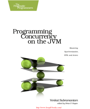 Programming Concurrency on the JVM – PDF Books