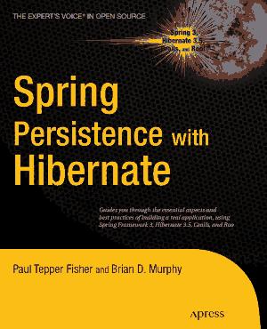 Spring Persistence with Hibernate – PDF Books