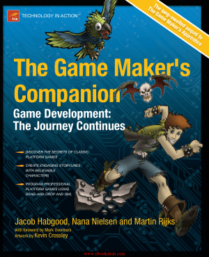 The Game Maker-s Companion – PDF Books