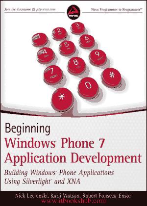 Beginning Windows Phone 7 Application Development – Free PDF Books