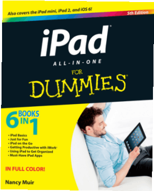 iPAD All In One For Dummies 5th Edition Book – Free PDF Books