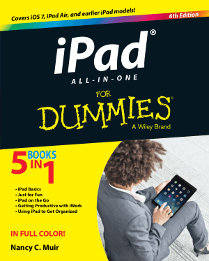 iPAD All In One For Dummies 6th Edition Book – Free PDF Books