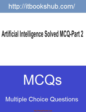 Artificial Intelligence Solved Mcq Part 2