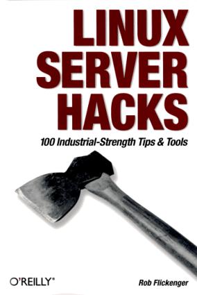 Free Download PDF Books, Linux Server Hacks – Free PDF Books