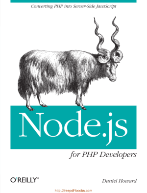 Free Download PDF Books, NodeJS For PHP Developers