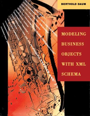Modeling Business Objects With Xml Schema – Free PDF Books