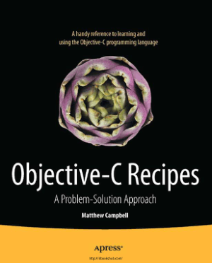 Objective C Recipes – Free PDF Books