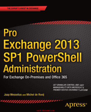 Pro Exchange 2013 SP1 PowerShell Administration – Free PDF Books