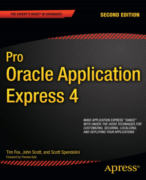 Pro Oracle Application Express 4 2nd Edition – Free PDF Books