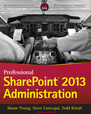 Free Download PDF Books, Professional SharePoint 2013 Administration – Free PDF Books