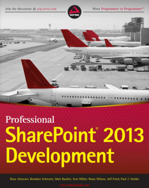 Professional SharePoint 2013 Development – Free PDF Books