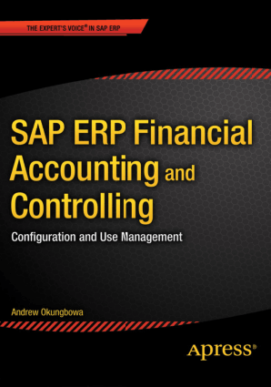 SAP ERP Financial Accounting and Controlling- Configuration and Use Management – Free PDF Books