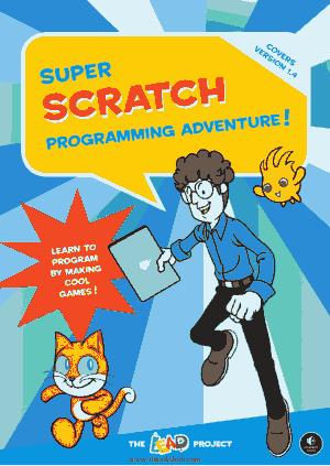 Super Scratch Programming Adventure – PDF Books