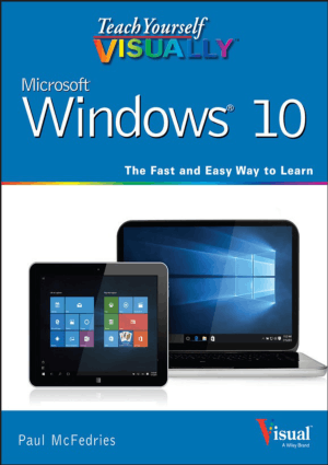 Teach Yourself VISUALLY Windows 10 – Free PDF Books