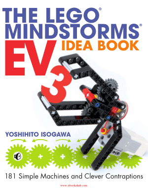 The LEGO MINDSTORMS EV3 Idea Book – Free PDF Books