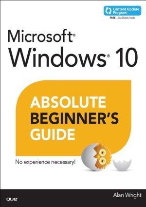 Windows 10 Absolute Beginners Guide – Free PDF Books