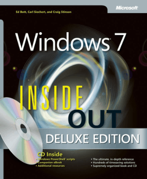 Windows 7 Inside Out Deluxe Edition – Free PDF Books