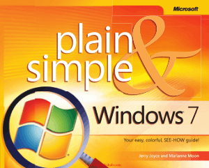 Windows 7 Plain – Simple – Free PDF Books