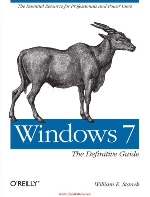 Windows 7 The Definitive Guide – Free PDF Books