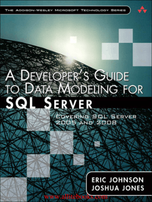 A Developers Guide to Data Modeling for SQL Server – Free Pdf Book